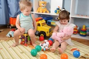 Игрушки имеют огромное значение в развитии малыша