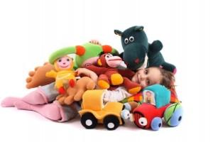 Дети любят игрушки