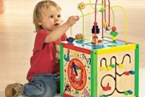Развитие ребенка через детскую игрушку