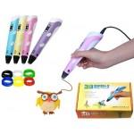 3D ручки | Наборы пластика для 3D ручек
