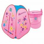 Детские игровые палатки | Корзины для игрушек | Шары для сухого бассейна