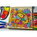 Раскраски | Роспись | Картины по номерам | Витражи