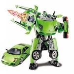 Роботы на батарейках, роботы-трансформеры