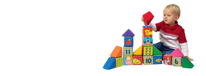 Развивающие игрушки и книги