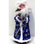 Дед Мороз музыкальный, двигает руками 30 см