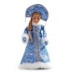 Снегурочка музыкальная 40 см IT100261