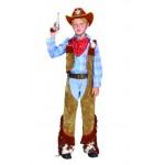 Детский карнавальный костюм Ковбоя р.р. 4-6; 7-10; 11-14 лет
