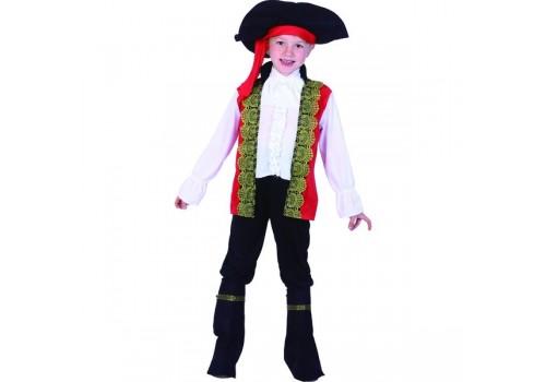 """Детский карнавальный костюм """"Пираты"""" размер 7-10 лет"""