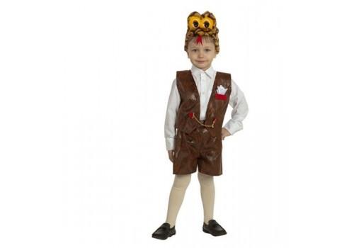 Детский карнавальный костюм Удавчик 333 размер 28
