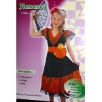 Детский карнавальный костюм Испанская красавица 7-10 лет 88776-М