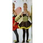 Детский карнавальный костюм Пчелка 4-6 лет 8707SД