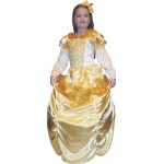 Детский карнавальный костюм прекрасной принцессы