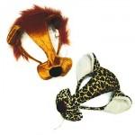 Карнавальная маска-ободок животные
