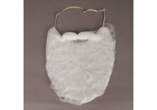 Борода Деда Мороза карнавальная Н-280