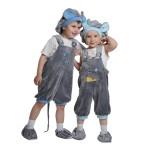 Карнавальный костюм Мышонок плюшевый размер 26 293