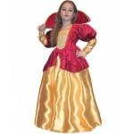 Детский карнавальный костюм Королева размер 4-6, 7-10