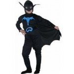 Детский карнавальный костюм Бэтмен с маской 7-10 лет