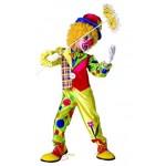 Детский карнавальный костюм Клоуна 7-10,11-14 Е93156