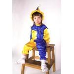 Детский карнавальный костюм клоуна 2-6 лет