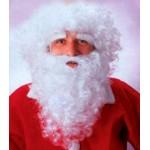 Борода, парик, усы Деда Мороза