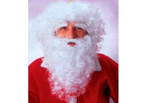 Набор Борода, парик, усы Деда Мороза