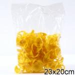 Розетка универсальная желтая (упаковка 100шт.)