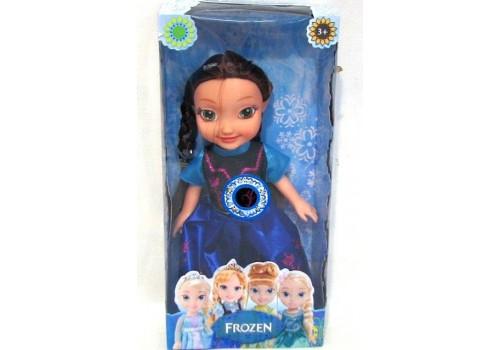 """Кукла """"Холодное сердце"""" 25 см в коробке 883"""