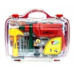 Игровой набор инструментов в чемодане 2050