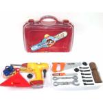 Игровой набор инструментов в чемодане, 18 предметов 2065