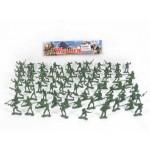 Набор солдатиков 4 см CD019120