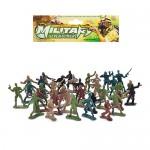 Набор игровой солдатики в пакете 139-2