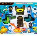 Набор мультгероев Октонавты DT-3320-5E