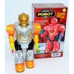 Игрушечный робот Super Robot свет, звук 9556/DT