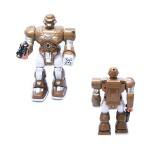 Робот со светом и звуком на батарейках Кибер герой Т394-Д3731