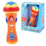 Микрофон музыкальный свет, звук Play Smart Р0933RPS/L