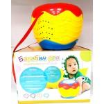 Барабан для дошкольного воспитания CY-6095С