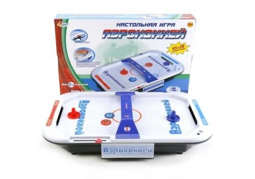 Аэрохоккей Играем вместе на батарейках 2866/В574438-R