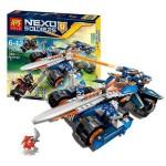 Конструктор NEXO Solidiers 79239 383 детали