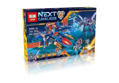 Конструктор NEXT 14030 539 деталей