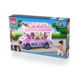 Конструктор ENLIGHTEN BRICK Фургон мороженого 213 деталей 1112