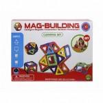 Конструктор магнитный MAG-BUILDING 28 деталей