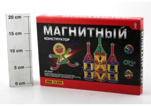 Конструктор магнитный Joy Toy R687R687B купить