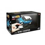 Пазл 3D машина Mini cooper 57072 G008-Н26018
