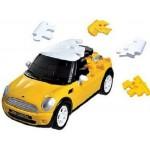 Пазл 3D машина mini cooper H26016