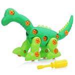 Конструктор - динозавр Диплодок 35 элементов 76724