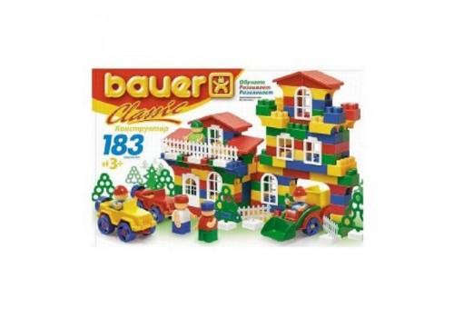 Конструктор Бауер Classik 198 183 элемента