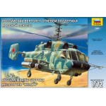 Сборная склеивающаяся модель Вертолет Ка-29 7221