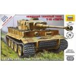 Сборная модель Танк Тигр 5002