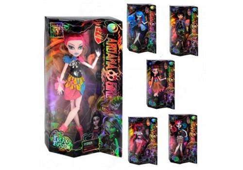 Кукла Ardana Girl гнущаяся с аксессуарами DH2066