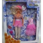 Кукла балерина Барбара с аксессуарами Д3868
